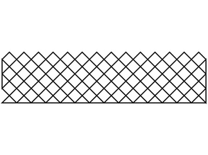 Handi, Quilter, HG00297, Crosshatching, Handi Quilter HG00297 Crosshatching Groovy Board Template