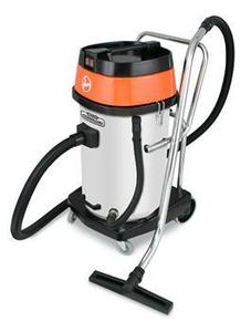 "Hoover CH84000 Ground Command 20/15 Gallon Polypropelene Wet/Dry Vacuum Cleaner 1000W, 10' Stretch Hose 1.5"" Diameter, 50' Power Cord, 4 Tools"