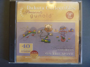 Dakota Collectibles 970196 Gunold On The Move Multi-Formatted CD