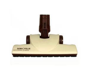 Sebo Attachment 7200SR FELIX Premium Parquet Brush (cream - Classic)