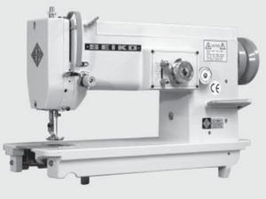Seiko LZ2-992-2N Single Needle, Walking Foot Zig-Zag Stitch Machine