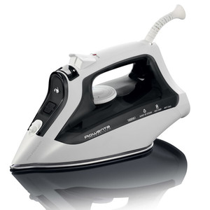 Rowenta, DW2171, Access, Steam, Iron, 300, Micro, hole, Stainless, Steel, Sole, plate, Precision, Tip, Variable, Vertical