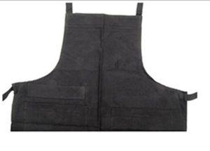 Dunroven 5335-BLK Black Solid Apron