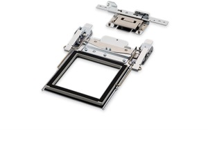 Brother PRCLPM1 Clamp Frame 4x4in Patch Hoop M with Arm Connector for PR1050X, PR1000, PR655, and Babylock Freearm Embroidery Machines*