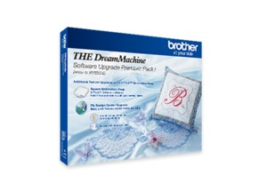 "Brother SAVRXVUGK1, XV8500D Dream Machine, Upgrade Kit, 9.5x9.5"" Hoop, 50 Designs,Brother, SAVRXVUGK1, THE, Dream, Machine, Upgrade, Kit"