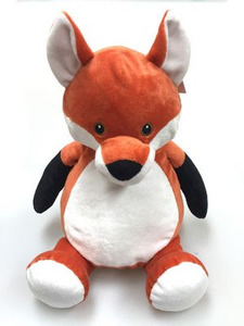 Creature, Comforts, Toys, EB41095, Fox, Buddy, Embroider Buddy EB41095 Fox Buddy Embroidery Blank with Stuffing