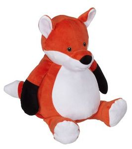 With our Brewer Exclusive Fox Embroider Buddy, embroidery has never been easier or more adorable!