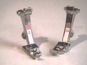 Bernina 033330.72.01 Overlock Sewing Foot #2A New