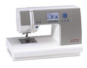 Singer Quantum 9940 525-Stitch, 3 Alphabet & 12 Buttonhole Computer Sewing Machine, Walking Foot  & 25/5 Year Extended Service