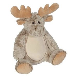 Embroider Buddy EB31092 JUMBO Mason Moose Buddy Embroidery Blank with Stuffing
