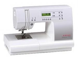 Singer Quantum 9920 Best Buy 348-Stitch, 2 Alphabet & 8 Buttonhole Computer Sewing Machine with 25/5 Year Extended Warranty/Replacement