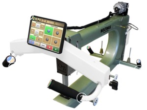 Quilt EZ Perfect Stitch Length Regulation Machine Upgrade for A-1, ABM Innova, APQS, Gammill, Handi Quilter, Nolting, More Longarm Quilting Machinesnohtin Sale $3000.00 SKU: QuiltEZPerfectStitch :