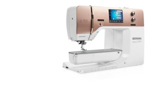 Bernina, 765SE, Special, Edition, Sewing, Quilting, Modular, Machine