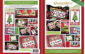 KimberBell, KD706, Oh, The, Possibilities, Christmas, Book