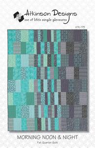 Atkinson Designs ATK173 Morning, Noon, and Night Sewing Pattern