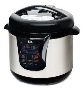 Elite Platinum EPC-813 8-Quart Pressure Cooker