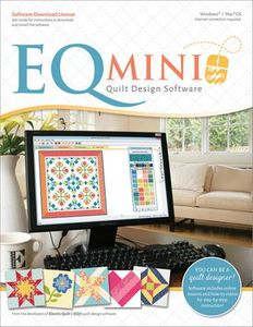 The Electric Quilt Company EQ-Mini Quilt Design Software at ... : the electric quilt company - Adamdwight.com