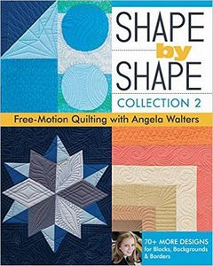 Brewer CT11152 Shape By Shape Collection 2 Book By Angela Walters