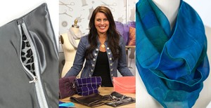 TV's Angela Wolf, Sewing Essentials Class, Saturday, Nov 18 10AM -5PM, San Antonio West Avenue Retail Store