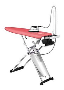 LauraStar LS Pulse Anniversary Edition Steam Iron+Vacuum Ironing Board
