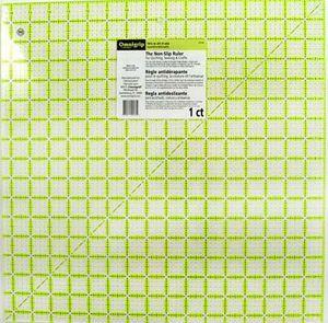 Omnigrid OGRN165 Omnigrip 16.5in Square Ruler for Rotary Cutters