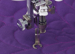 Juki 40171422 Free Motion Quilting Foot Front Open Toe for TL Series