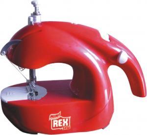 Rex RX07 Mini-Sew Cord/Cordless Travel Sewing Machine