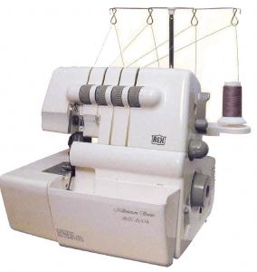 Rex RX3304 4-Thread Freearm Overlock Serger Sewing Machine