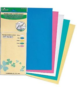 Clover CL434 Chocopy Tracing Paper Notions