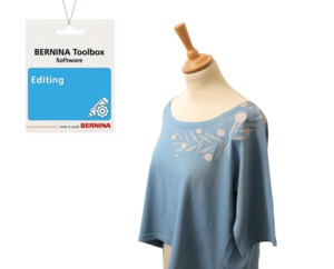 Bernina Editing Tool Box Software for Windows and MAC