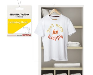 Bernina Lettering Basic Tool Box Software for Windows and MAC
