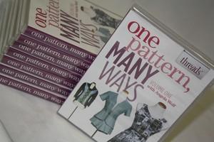 Angela Wolf TM100 One Pattern, Many Ways Vol 1. Sewing DVD