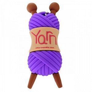 Smart Needle 4 GB USB - Purple Yarn