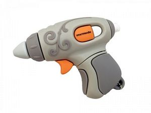 Smart Needle 2 GB USB - Grey Glue Gun