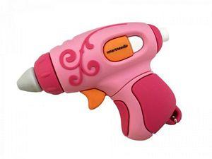 Smart Needle 4 GB USB - Pink Glue Gun