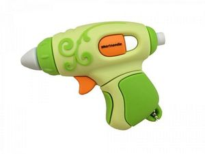 Smart Needle 4 GB USB - Green Glue Gun