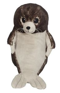 Embroider Buddy EB11014 Cecil Sea Lion Buddy 16 Inch Embroidery Blank +Fill