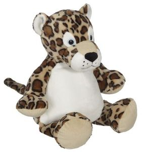 Embroider Buddy EB11099 LeRoy Leopard Buddy 16 Inch Embroidery Blank +Fill