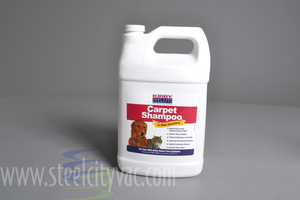 Kirby 237507S Carpet Foaming Shampoo for Pet Owners 1 Gallon (Non Scented)