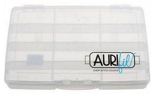 Aurifil SOAC12 Plastic Storage Case for 12 Large Spools of Thread