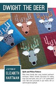 Elizabeth Hartman EH029 Dwight the Deer Quilting Pattern