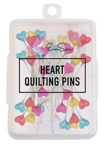 Eversewn Heart Pins 5.5 cm 100 ct per box