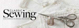 84140: Classic Sewing Magazine Current Issue