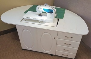 Fashion Sewing Cabinets Model 7020 Venus