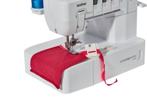 Brother SA230CV Bias Tape Binding Set for  CV3440, CV3550 Cover Stitch Machines, Not for 2340CV