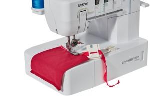 Brother SA230CV Bias Tape Binder Binding Set for CV3440, CV3550 Cover Stitch Machines Only, Use SA224CV for 2340CV Only