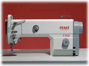 Mauser Spezial MA2083 8/31 BS SS Sewing Machine and Stand (Pfaff 1183), Pfaff 1183, High Speed, Straight Stitch, Industrial, Sewing Machine, with Table, Unassembled, Stand, & 1/2 HP Clutch Motor - FREE 100 Organ Needles Stand &1/2 HP Clutch Motor