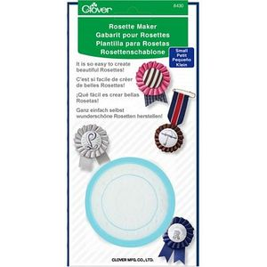 84738: Clover CL8430 Rosette Maker - Small