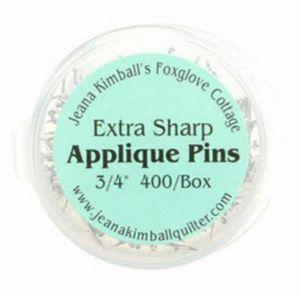 """Applique Pins - 3/4"""" 400pcs"""