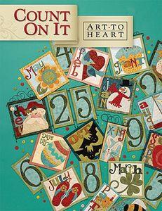 Art to Heart Book 45685 Count On It by Nancy Halvorsen
